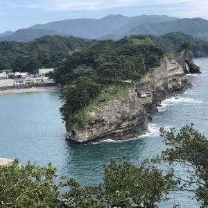堂ヶ島 伊豆の「松島」|松崎旅行〈19〉