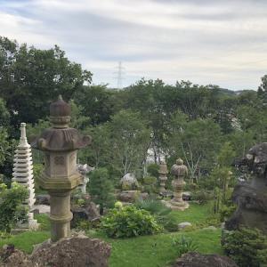 日本庭園を散策|西山美術館(東京都町田市)