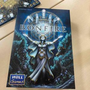ボンファイア/黄昏の篝火