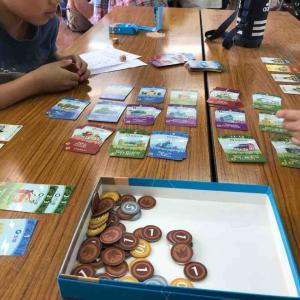 児童館アナログゲームで遊ぼう、第2期クラブメンバーでスタート(5月)
