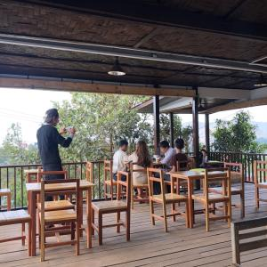 最近の田舎カフェ