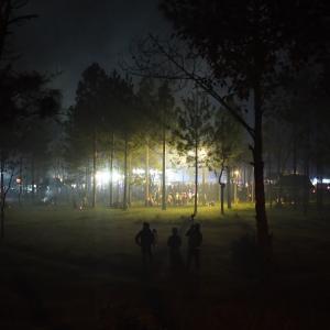 シャン州カロー・タザウンダインの祭り2
