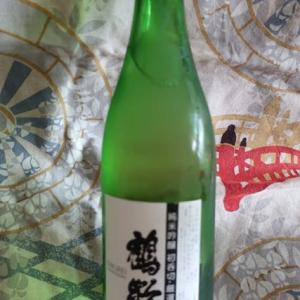 ★新潟 『鶴齢 純米吟醸 初呑み切り 厳選原酒』 を呑んでみました(^0^)/