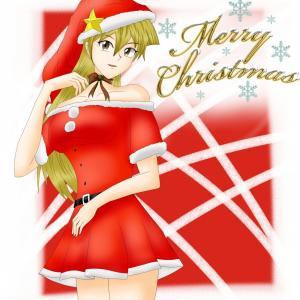 クリスマスコスの明日香