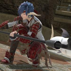 FF14日記 17 話 「竜騎士を極めたいけど……」