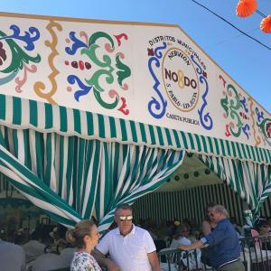 【スペイン】セビージャの春祭り-フェリア-をパブリックカセタで楽しむ!