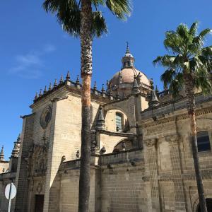 【スペイン】シェリートライアングルの一角ヘレス・デ・ラ・フロンテーラをぶらり観光!