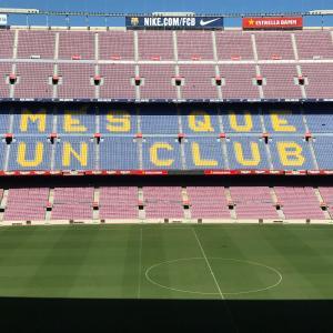 【スペイン】バルセロナでカンプノウのスタジアムツアーに行ってきました!