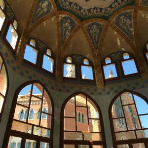 【スペイン】バルセロナの世界遺産サン・パウ病院を無料で観光!これでタダはすごい!