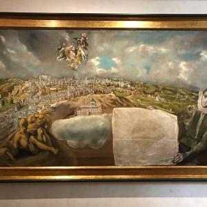 【スペイン】古都トレドのエルグレコ美術館でエルグレコの作品を楽しもう!
