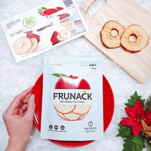 済州島のおやつ♡FRUNACK 100% Natural Fruit Snack