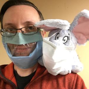 APDにとってのマスクの問題