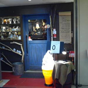 札幌 パフェテリア ミル その5(パフェ ラムレーズンとチョコキャラバナナ)