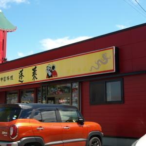 中国料理 蓬莱 沼ノ端 その2(麻婆焼きそば)