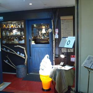 札幌 パフェテリア ミル その7(ミリタリーなパフェ )