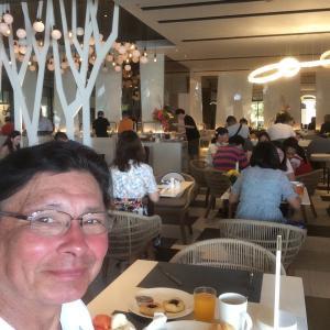 タイのご飯楽しんでる ホルヘ❤️