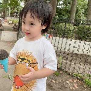 ずっとアイスクリーム作り