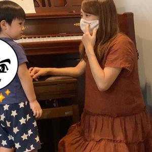 ピアノ教室❤️