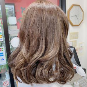 少女のような髪質に憧れた髪質改善トリートメント