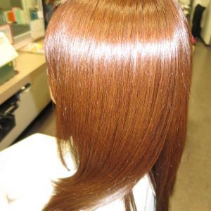 10月もM3Dピコトリートメントで髪質改善