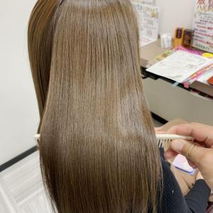 新潟市美容室KENの髪質改善がすごい