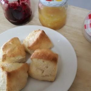 朝食やおやつにぴったり♪簡単に作れておいしい『スコーン』にはまっています