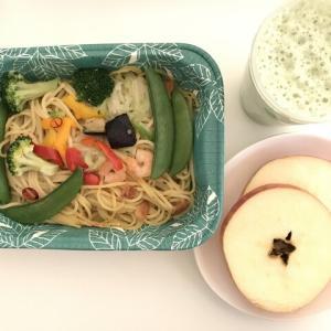 最近の食料(生協、平日のひとり昼ごはん)