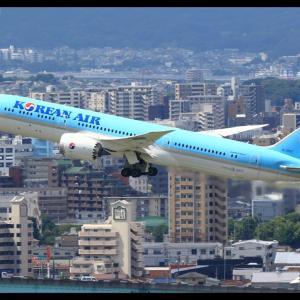 街並みⅣ 福岡空港(RJFF/FUK)