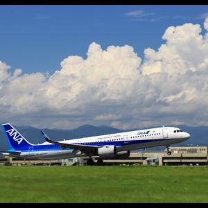 真夏 高知龍馬空港(RJOK/KCZ)