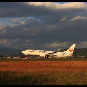 臨時便? 高知龍馬空港(RJOK/KCZ)