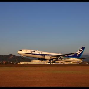 久しぶり 高知龍馬空港(RJOK/KCZ)