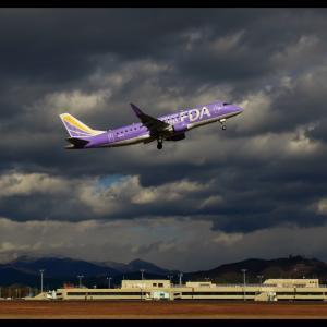 シ-ズン到来 高知龍馬空港(RJOK/KCZ)