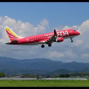 夏が来た! 高知龍馬空港(RJOK/KCZ)