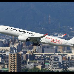 新鋭機 福岡空港(RJFF/FUK)