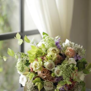 結婚記念日に贈る花束