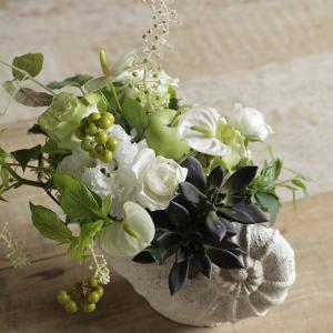 貝殻の花器