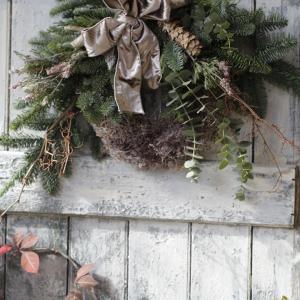 クリスマスドア飾り 2種