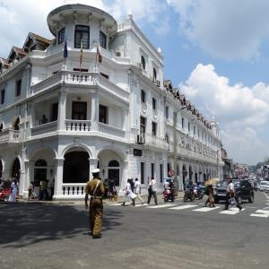 スリランカ暴動報道とキャンディの状況