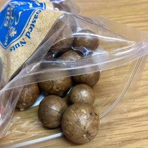 カルディの殻付きマカデミアナッツ