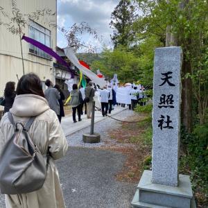 須佐神社のお祭りに✨