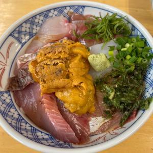日御碕 噂の海鮮丼❣️