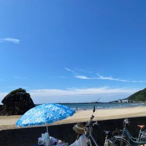 うお座♓️満月 稲佐の浜動画撮影をしました✨