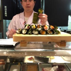 8のつく日は、月に一度のお楽しみ❤️手巻き寿司の日❣️