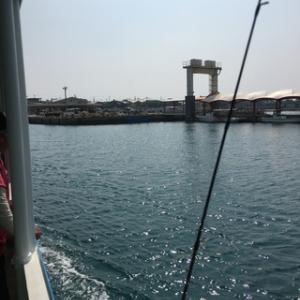 再び!今月2回目津堅島遠征