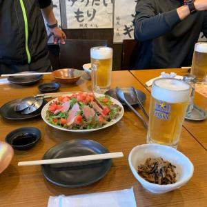 札幌マラソン2019年レース後のお話。