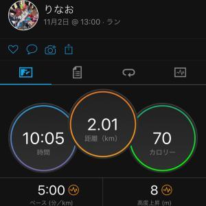 明日は作.AC真駒内マラソンです。