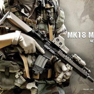 VFC MK18 mod1 のリファイン