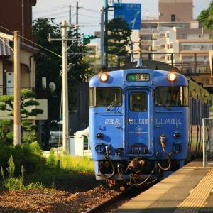 JR九州 長崎本線・旧線 キハ66・67形 SSL色 道ノ尾駅 (2019.07.28)