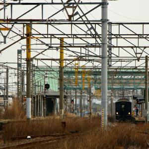 JR九州 長崎本線 817系 久保田駅 (2018.02.21)
