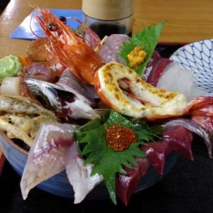 九州旅行11日目① 噂以上だった「塩湯の海鮮丼」